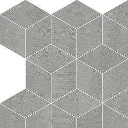 Frame Cube Cemento | Carrelage céramique | KERABEN