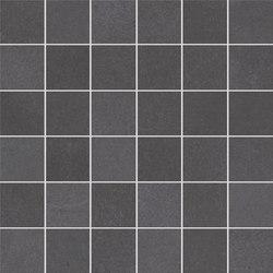 Evolution Mosaico Negro | Mosaïques céramique | KERABEN
