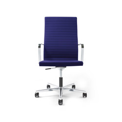 Pure Swivel chair High Backrest | Sillas de oficina | Viasit