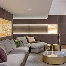 Elegant boiserie | Pannelli per pareti | Longhi S.p.a.