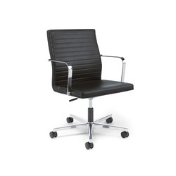 Pure Swivel chair Low Backrest | Sillas de oficina | Viasit