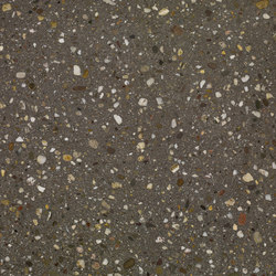 Terrazzo Flooring Colour Brown High Quality Designer