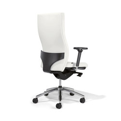 Toro Swivel Armchair | Office chairs | Viasit