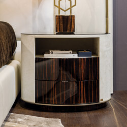 Elise | Night stands | Longhi S.p.a.
