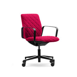 ConWork Conference swivel chair | Chaises | Klöber