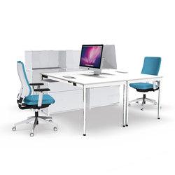 System 4 | Desks | Viasit