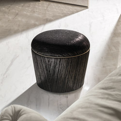 Teo loveluxe | Pouf | Longhi S.p.a.