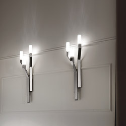 Narita | Wall lights | Longhi S.p.a.