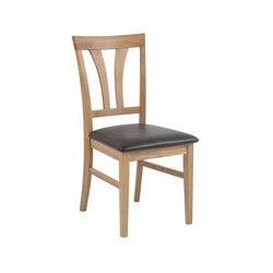Inzel chair V oak oiled, assembled   Chairs   Hans K