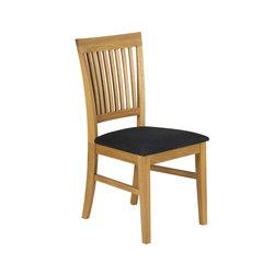 Inzel Stuhl SP Eiche Geölt, montiert | Stühle | Hans K