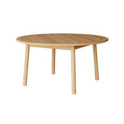 Tanso | Round Table | Tavoli pranzo | Case Furniture
