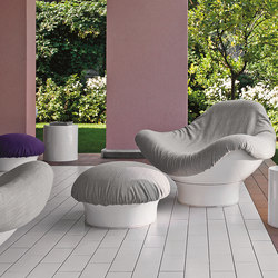 Rodica | Armchairs | Longhi S.p.a.
