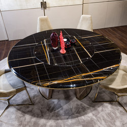Damien | Dining tables | Longhi S.p.a.