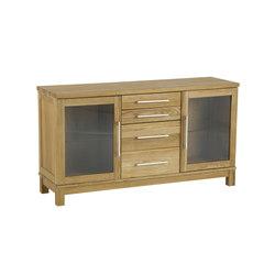 Inzel sideboard 135cm oak oiled | Sideboards | Hans K