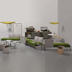 Dolly | Panca | Cocoon furniture | Estel Group