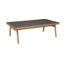 Racquet sofatable rect oak oiled | Coffee tables | Hans K