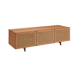 Racquet mediabench oak oiled | Sideboards | Hans K