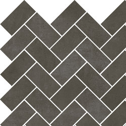 Boreal Espiga Black | Ceramic tiles | KERABEN