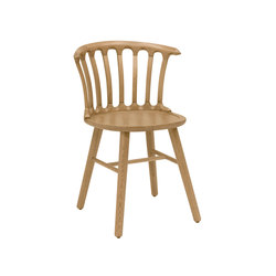 San Marco chair oak oiled | Sillas | Hans K