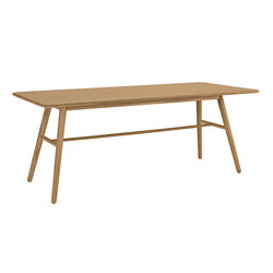 San Marco table 204x85cm oak oiled | Mesas comedor | Hans K