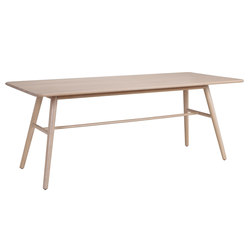San Marco table 204X85cm Ash Blonde | Dining tables | Hans K