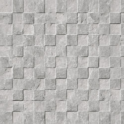 Gaja Grey Muretto 3D | Carrelage céramique | Refin