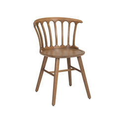 San Marco chair oak grey | Sillas | Hans K