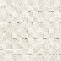 Gaja Ivory Muretto 3D | Ceramic tiles | Refin