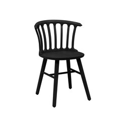 San Marco chair Ash Black | Sillas | Hans K