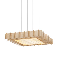 Grid 1x1 Pendant | Suspended lights | Pablo