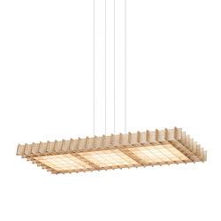 Grid 1x13 Pendant | Suspended lights | Pablo