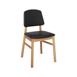 Verona chair oak oiled | Chairs | Hans K