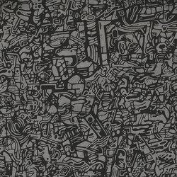 Plain Doodle Iron | Ceramic tiles | Refin