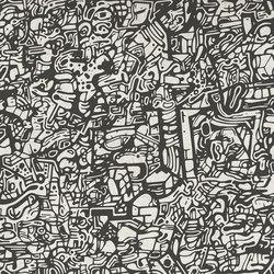 Plain Doodle Mist | Ceramic tiles | Refin