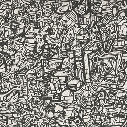 Plain Doodle Mist | Baldosas de cerámica | Refin
