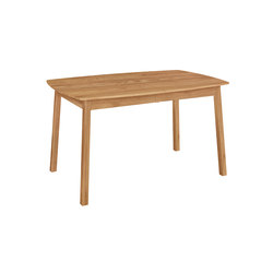Verona table ellipse 137(48)x90cm oak oiled | Mesas comedor | Hans K