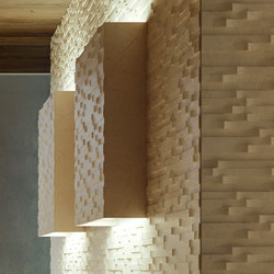 Complementi Luce | Strato quadre luce | Natural stone tiles | Lithos Design