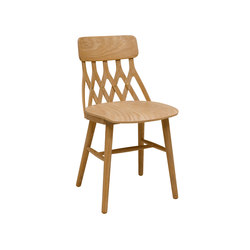 Y5 chair oak oiled | Chaises | Hans K
