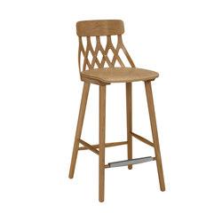 Y5 barchair 63cm oak oiled, | Bar stools | Hans K