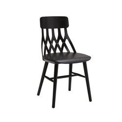 Y5 chair ash black | Chairs | Hans K