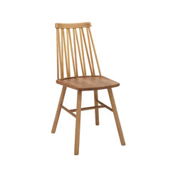 ZigZag chair oak oiled | Sillas | Hans K