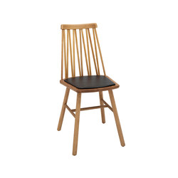 ZigZag chair oak oiled | Chairs | Hans K