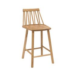 ZigZag junior chair oak oiled | Taburetes de bar | Hans K