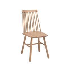 ZigZag chair Ash Blonde | Sillas | Hans K