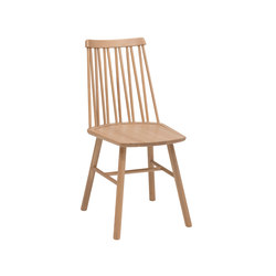 ZigZag chair Ash Blonde | Chairs | Hans K