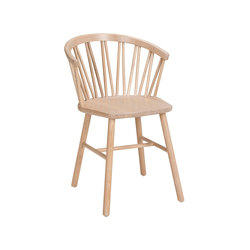 ZigZag Armchair Ash Blonde | Chairs | Hans K