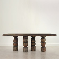 El Templo Dining Table | Tables de repas | Pfeifer Studio