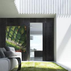 Marea | Porte coulissante escamotable | Portes intérieures | Linvisibile