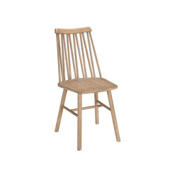 ZigZag chair ash grey | Chairs | Hans K