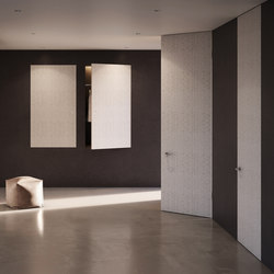 Technical Closures | Extra Closures | Wardrobe doors | Linvisibile